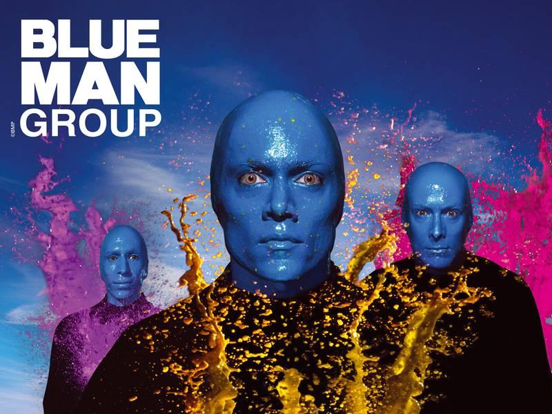 Blue Man Group Cds 31